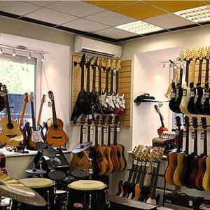 Музыкальные магазины Балашихи